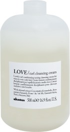Essential Love Curl Cleansing Cream // 500ml - Love Curl Cleansing Cream