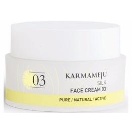 Karmameju Face Cream 03 Silk //50ml - 03 Face Cream - SILK