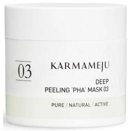 Karmameju 03 Peeling ´PHA´ Mask - DEEP // 65ml - 03 Peeling PHA Mask - DEEP
