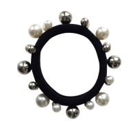 Beate Hair Tie // Black