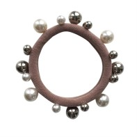 Beate Hair Tie // Taupe