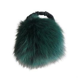 Agnete Hair Tie // Green - Agnete Green