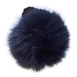 Agnete Hair Tie // Navy - Agnete Navy