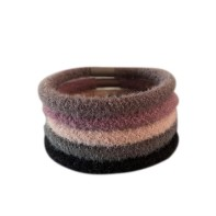 Basic Hair Ties Multi // 5pack