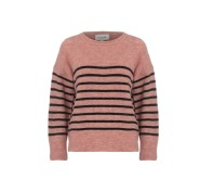 Wendy Striped Knit
