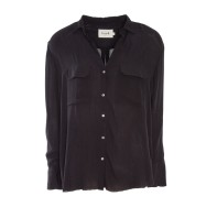 Bertha Shirt Black