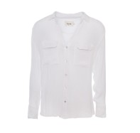 Bertha Shirt White