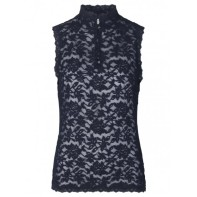 Lace top - Dark Blue