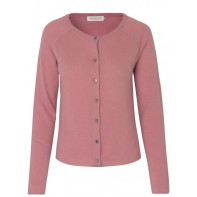 Cashmere & Whool Cardigan - Pink Blush -