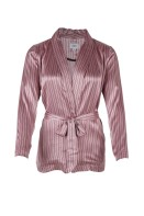 Casual Silk Blazer - P Rose