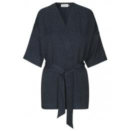 Jacket / Kimono - Black - Size 36