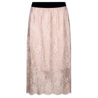 Lace Skirt - Vintage Powder