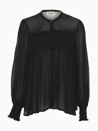 Lily shirt - Black - Size S