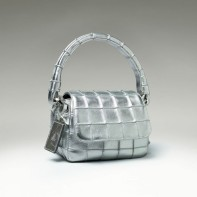 Cocktail Bag - Silver