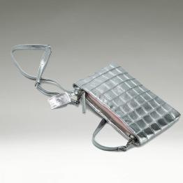 Clutch - Silver -