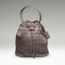 Bucket Bag - Grey -