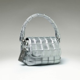Cocktail Bag - Silver -