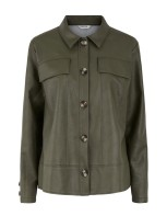 Pckatia ls Jacket - Deep Lichen Green