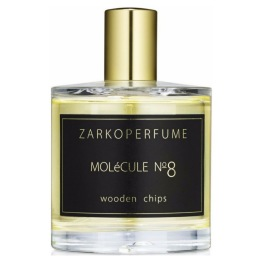 ZarkoPerfume Molécule No.8 Wooden Chips Men EDP 100 ml - No. 8 Wooden Chips - 100ml