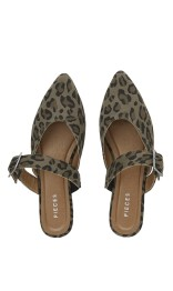 Psnua Mule Shoe - Sycamore LEO - Size 36