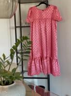 Silky Dress - Pink