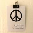 Peace prints