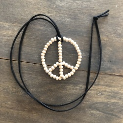 Peace Pärlhänge