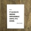 Peace Prints citat 4-pack