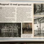 Byggnad 10 med gymnastiksal F14