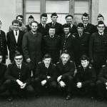 Första 37-omskolningen på F7 hösten 1972