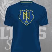 T-shirt, basic (NIF-logga)