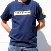 T-shirt, Röda Bollen