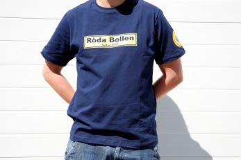 T-shirt, Röda Bollen - S