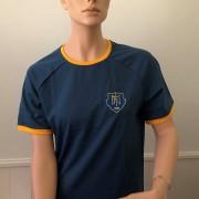T-shirt, NIF ringer tee