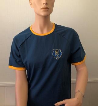 T-shirt, NIF ringer tee - S