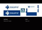 Grafisk profil & Logotyp till Pagono AB
