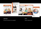 Gothia fortbildning, layout annons, broschyr
