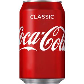 Coca-Cola 33 cl -