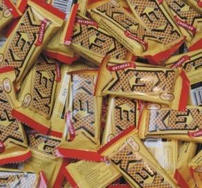 Kexchoklad lösvikt