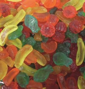 Sockerfria Tropiska Frukter - Sockerfria Tropiska Frukter