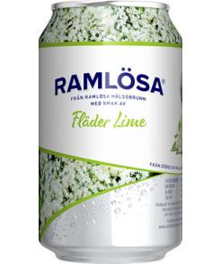 Ramlösa Fläder & Lime 33cl ( Inkl Pant ) -