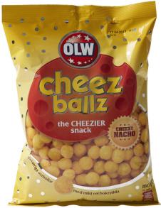 Olw Cheese Ballz  160g -