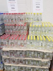 Lättkolsyrat vatten med smak - Lättkolsyrat vatten med smak