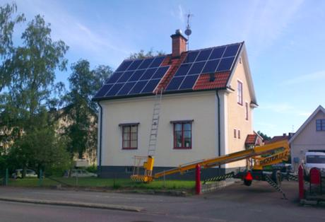 Svenska Solceller