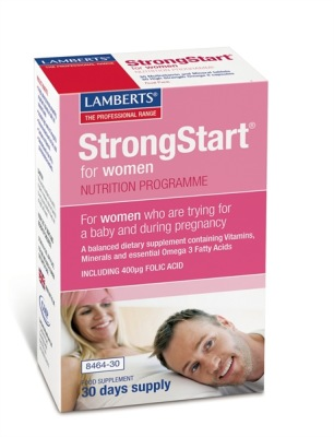 StrongStart (för kvinnor)