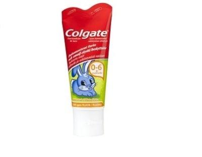 Colgate Smiles tandkräm 0-6