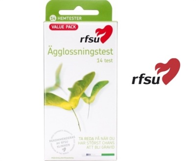 RFSU- Ägglossningstest 14st