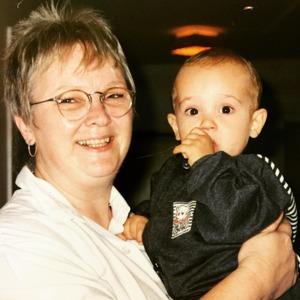 Mamma och Georgios