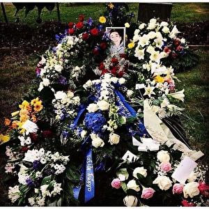 Georgios Koroly-Ergatis begravning