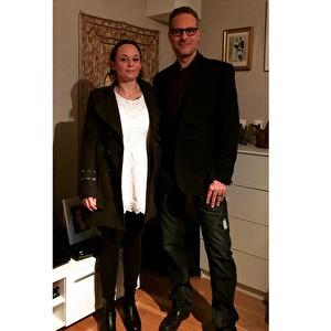 Emma och Anders Koroly
